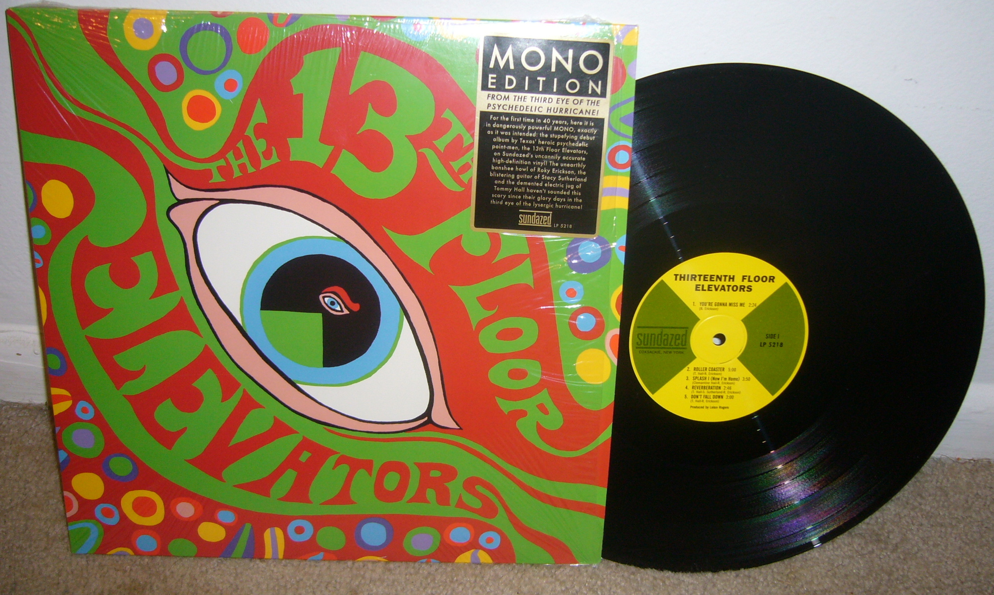 High Quality ... 13th Floor Elevators. Psychedelic Sounds Of The ...